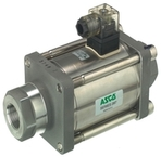Клапан соленоидный НЗ, уплотнение FPM Витон